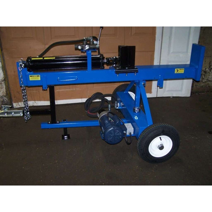 RamSplitter 20 Ton Electric Horizontal/Vertical Log Splitter (HV20-4) at Wood Splitter Direct