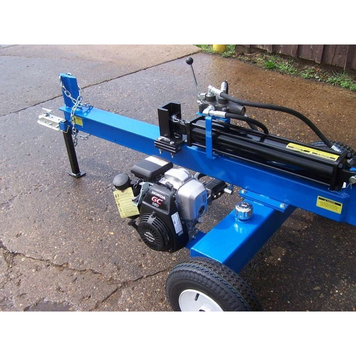 RamSplitter 20 Ton Gas Powered Horizontal Log Splitter (H20-2) at Log Splitter HQ
