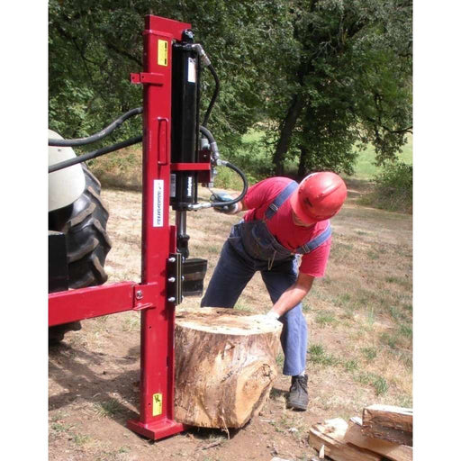 RamSplitter 20 Ton Horizontal/Vertical Tractor 3 Point Log Splitter (3PT20HV) at Wood Splitter Direct