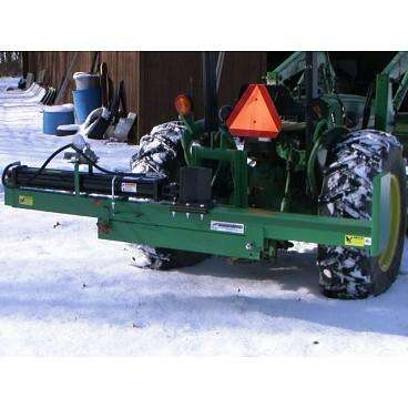 RamSplitter 20 Ton Horizontal/Vertical Tractor 3 Point Log Splitter (3PT20HV) at Log Splitter HQ