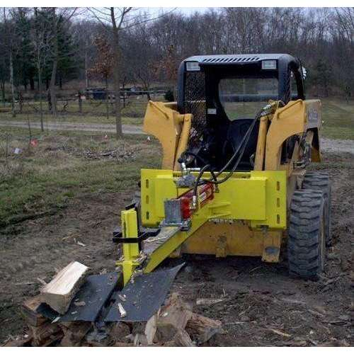 RamSplitter 20 Ton Skid Steer Log Splitter Attachment (SSH20) at Log Splitter HQ