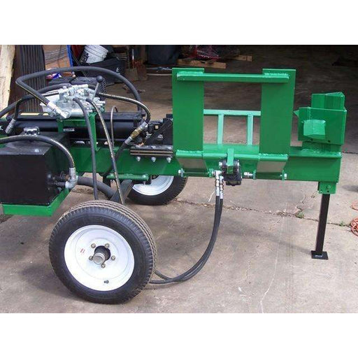 RamSplitter 30 Ton Extreme Gas Powered Log Splitter with Lift (H30Extreme) at Log Splitter HQ