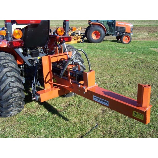 RamSplitter 30 Ton Horizontal Tractor 3 Point Log Splitter (3PT30H) at Log Splitter HQ