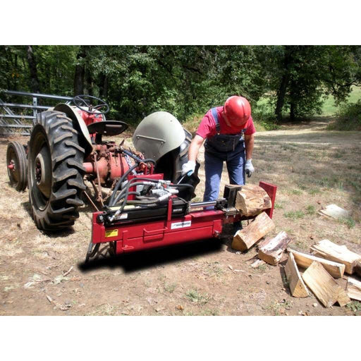 RamSplitter 30 Ton Horizontal/Vertical Tractor 3 Point Log Splitter (3PT30HV) at Log Splitter HQ
