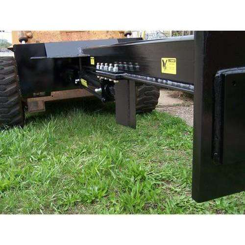 RamSplitter 30 Ton Skid Steer Flip Flop Log Splitter Attachment (SSFF30) at Wood Splitter Direct