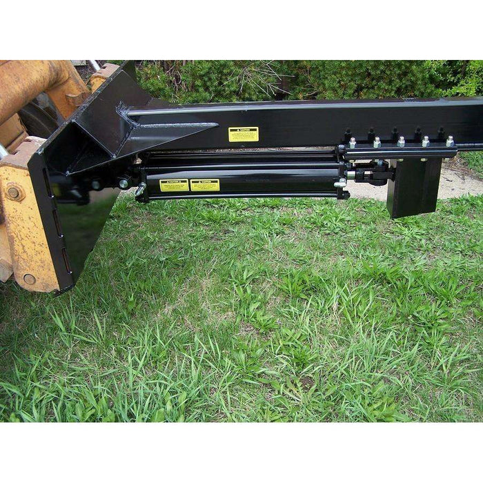 RamSplitter 30 Ton Upside Down Skid Steer Log Splitter Attachment (SSUD30) at Log Splitter HQ