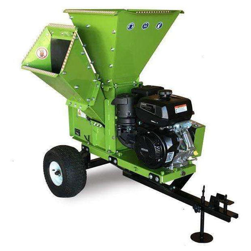 YARDBEAST 3 .5″ Wood Chipper Shredder (2090) at Log Splitter HQ