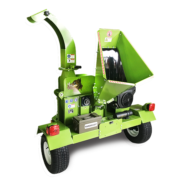 YARDBEAST 4.5″ Wood Chipper Shredder (4521) at Wood Splitter Direct