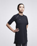 Spark sportswear short sleeve women shirt performance