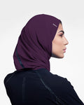 Spark Sport Hijab light Purple