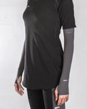 Spark Sports Compression Sleeve Grey
