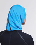 Spark Sport Hijab light blue