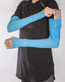 Spark Sports Compression Sleeve blue 2