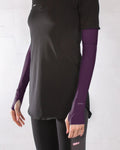 Spark Sports Compression Sleeve Purple 2