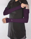 Spark Sports Compression Sleeve Purple