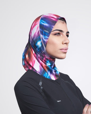 Spark Sports Hijab light