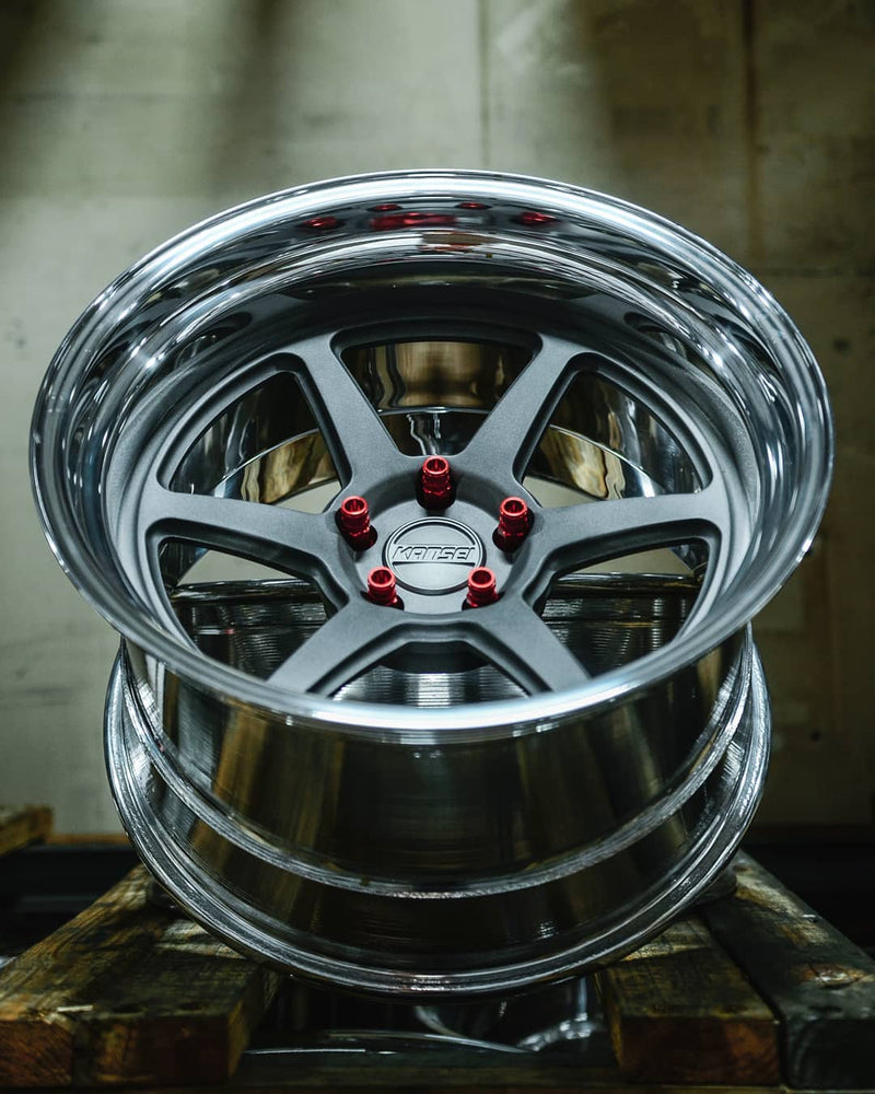 KANSEI 2PC FORGED - kansei-wheels
