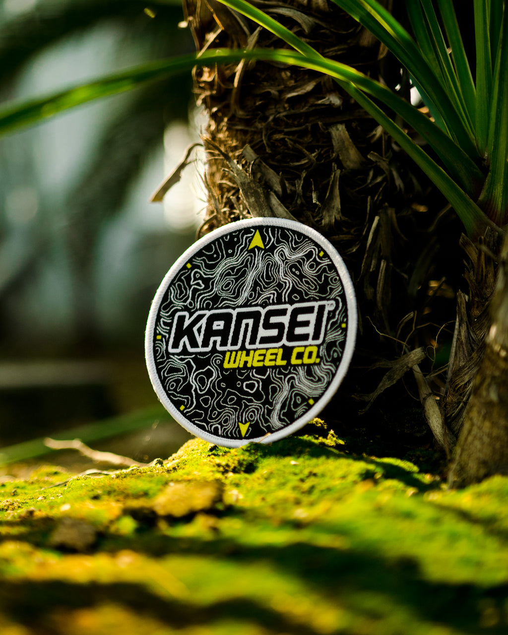 Kansei Compass Trail Patch