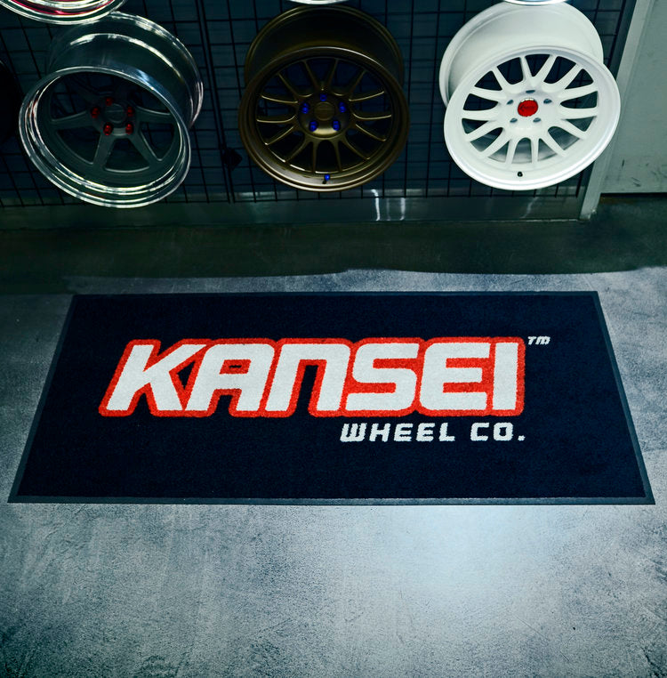 Kansei Wheels Shop Rug - kansei-wheels