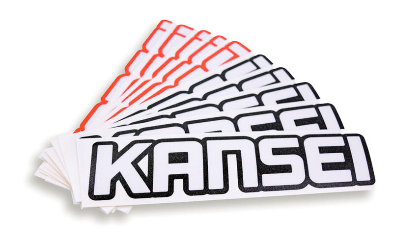 KANSEI WHEELS STICKER