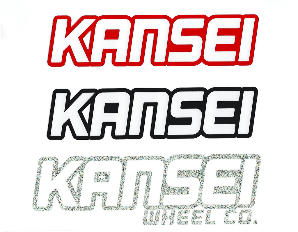 KANSEI GLITTER DECAL