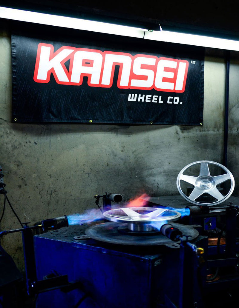 KANSEI WHEELS SHOP BANNER