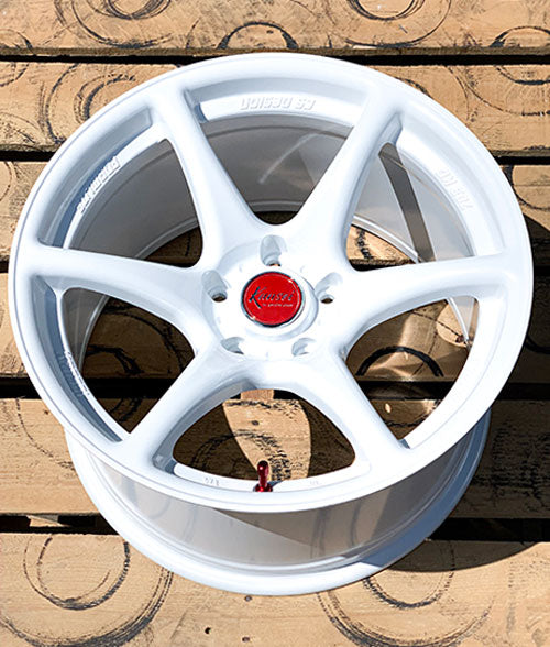 Kansei Wheels Custom Powder Coating. - kansei-wheels