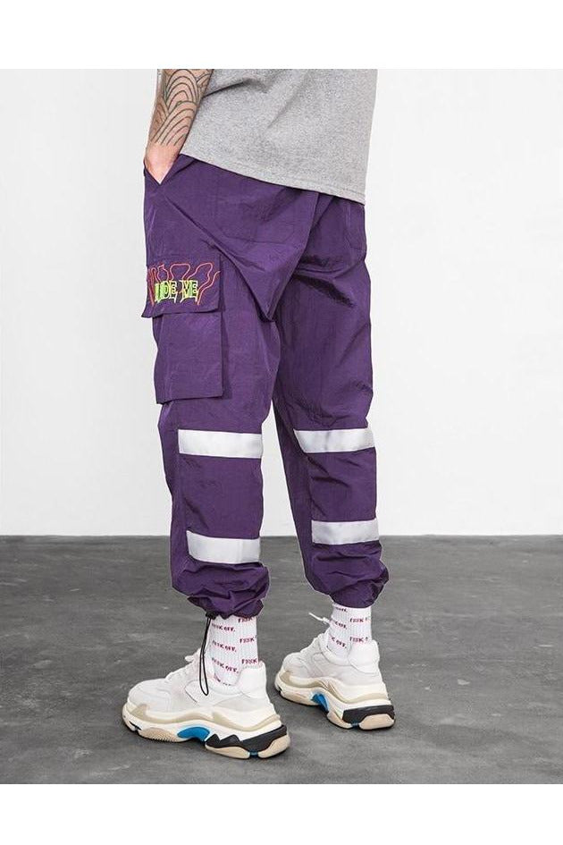 SK-P-HP-C693 WINDBREAKER NIGHT PANTS - SKYCLUB