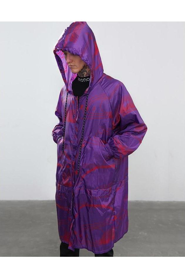 SK-W-BR-S039 WINDBREAKER RAINCOAT - SKYCLUB
