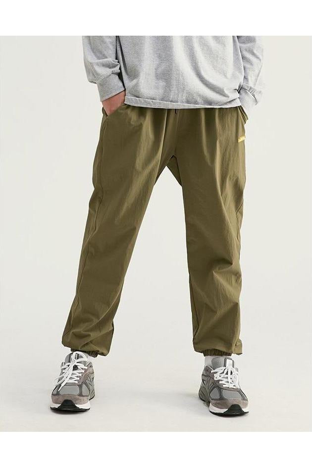 Loose Pure Color Jogger Simple Style Pants - SKYCLUB