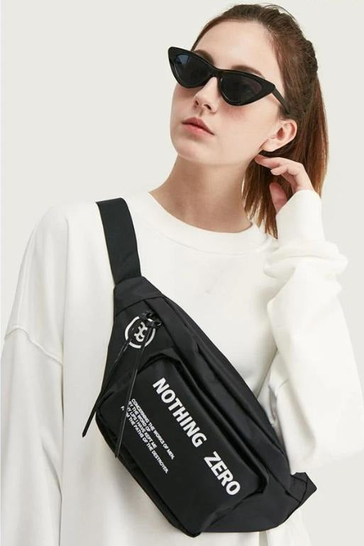 Sports Streetwear Messenger Bag - SKYCLUB