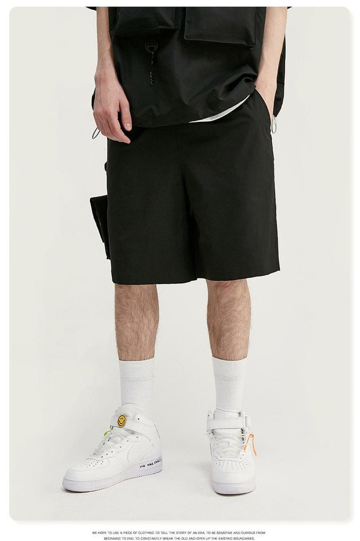 Summer Men's Casual Loose Fit Shorts - SKYCLUB
