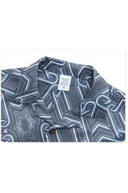 Hawaiian Men Shirt Short Sleeve Chemise - SKYCLUB