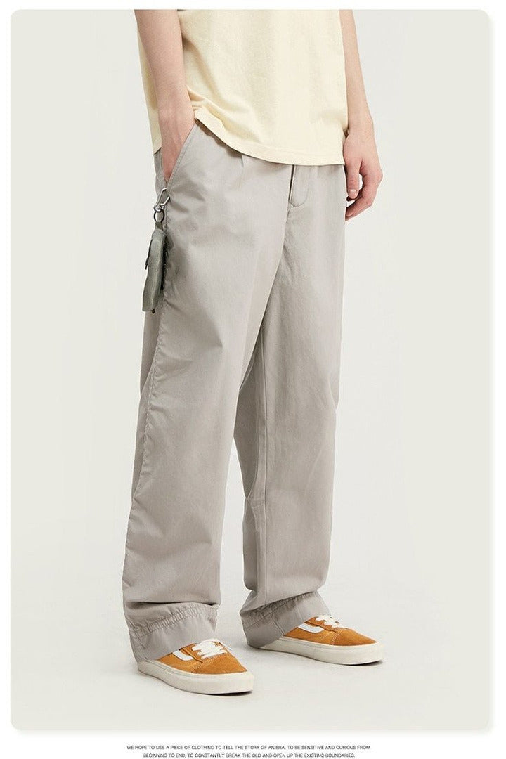 2020 Loose Fit Casual Pants - SKYCLUB
