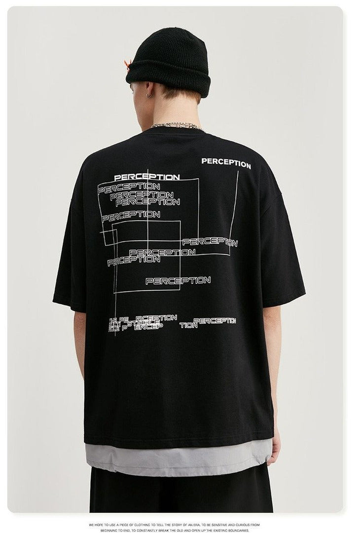 Electric Perception Pocket Feature Tee - SKYCLUB