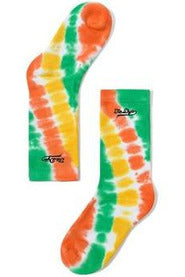 Men Casual Tie Dye Ankle Socks Unisex Cotton - SKYCLUB