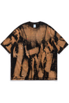 Tie Dye Brwon Color Men Tshirt - SKYCLUB