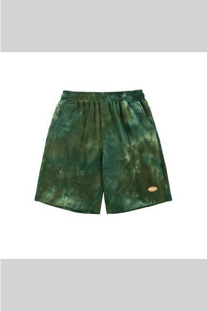 Men Tie Dye Compression Shorts - SKYCLUB