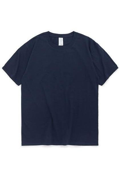 Summer Solid Men Casual T-shirt Short - SKYCLUB