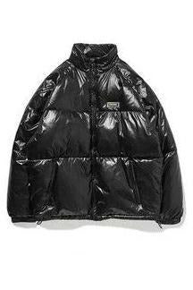 Men Winter Collar Down Jacket - SKYCLUB
