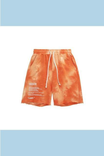 Men's Streetwear Colorful Shorts - SKYCLUB