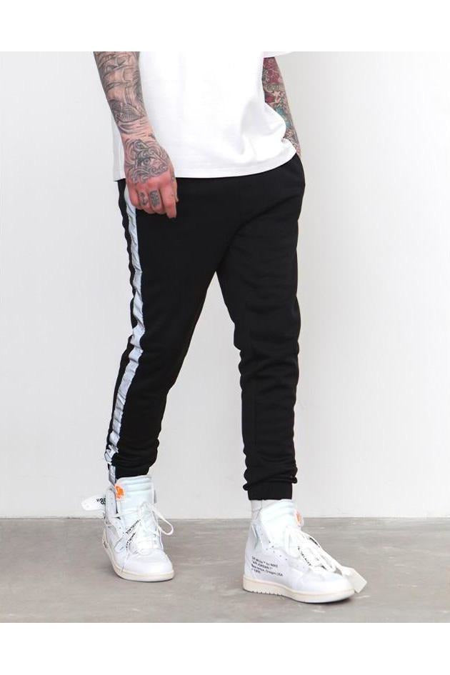 SK-P-HP-T195 REFLECTIVE STRIP JOGGER PANTS - SKYCLUB