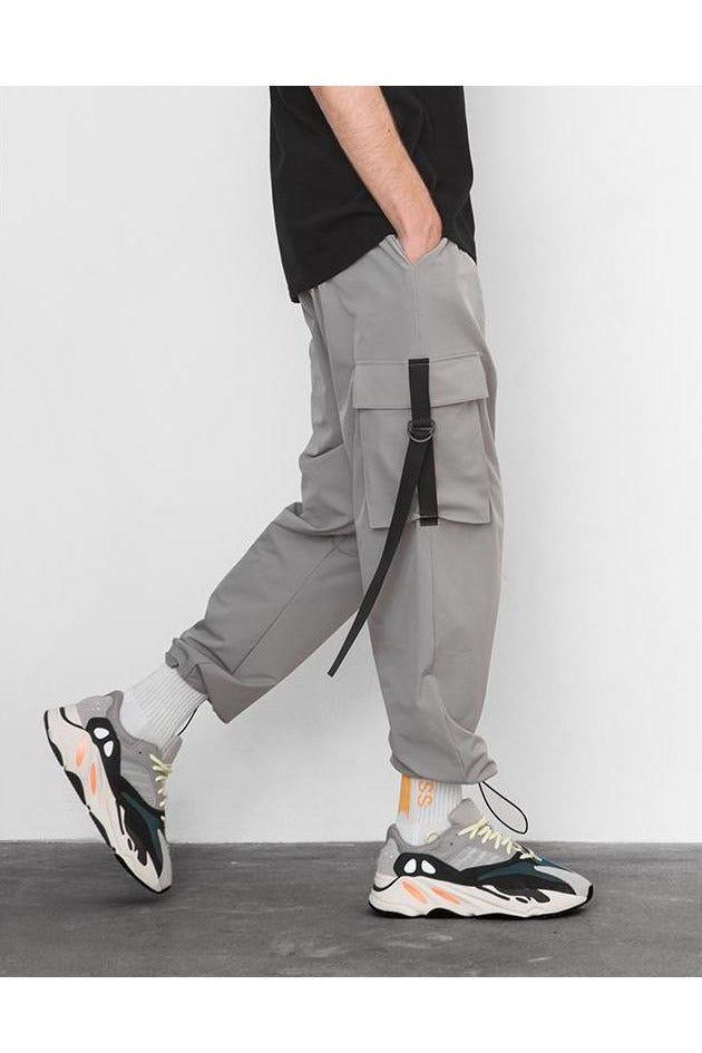 SK-P-HP-C301 WINDBREAKER CARGO PANTS - SKYCLUB