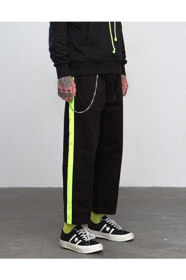 SK-P-HP-CT36 LOOSE TROUSER PANTS - SKYCLUB