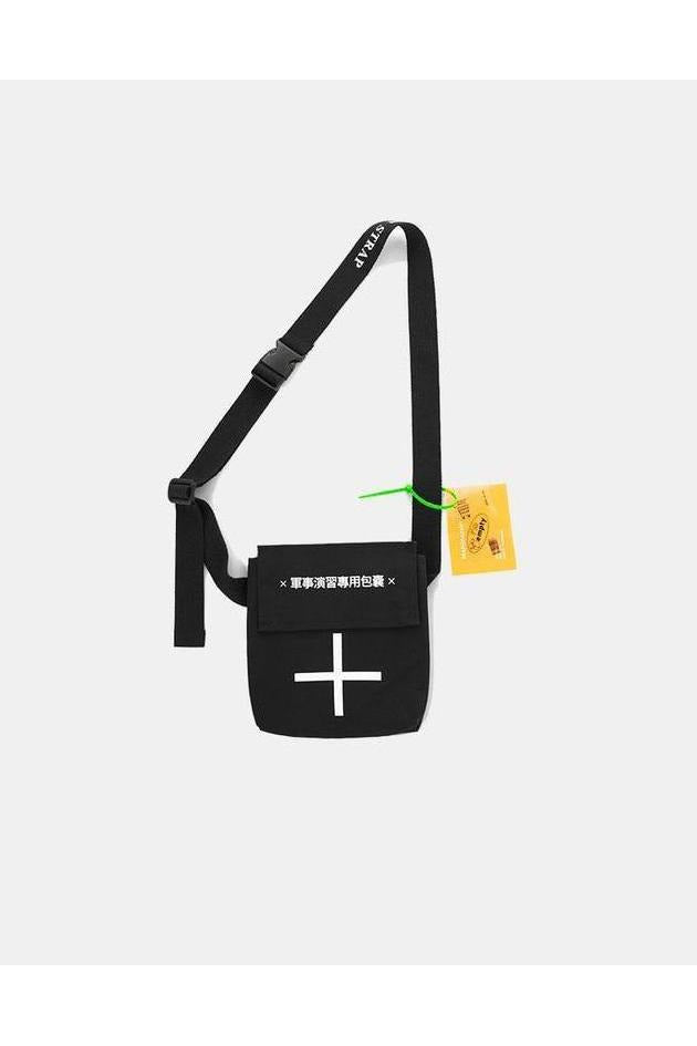 SK-C-FS-T240 PVC SHOULDER BAG - SKYCLUB
