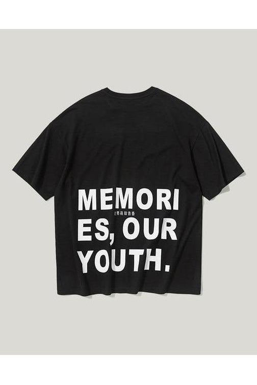 Memory is our youth T-shirt - SKYCLUB