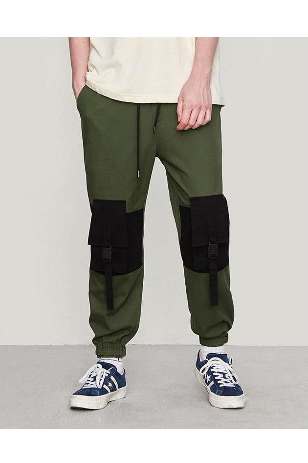 Cargo Trousers Multi-pocket Pants - SKYCLUB