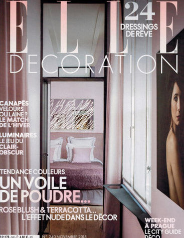 The Bazaar Project Press - Elle Decoration