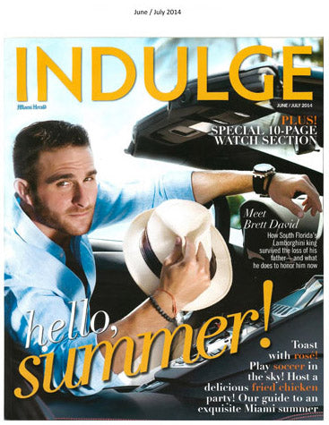 The Bazaar Project Press - Indulge Magazine-June