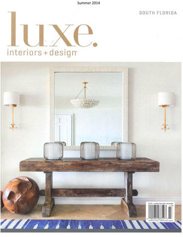 The Bazaar Project Press - Luxe Interiors & Design-Summer